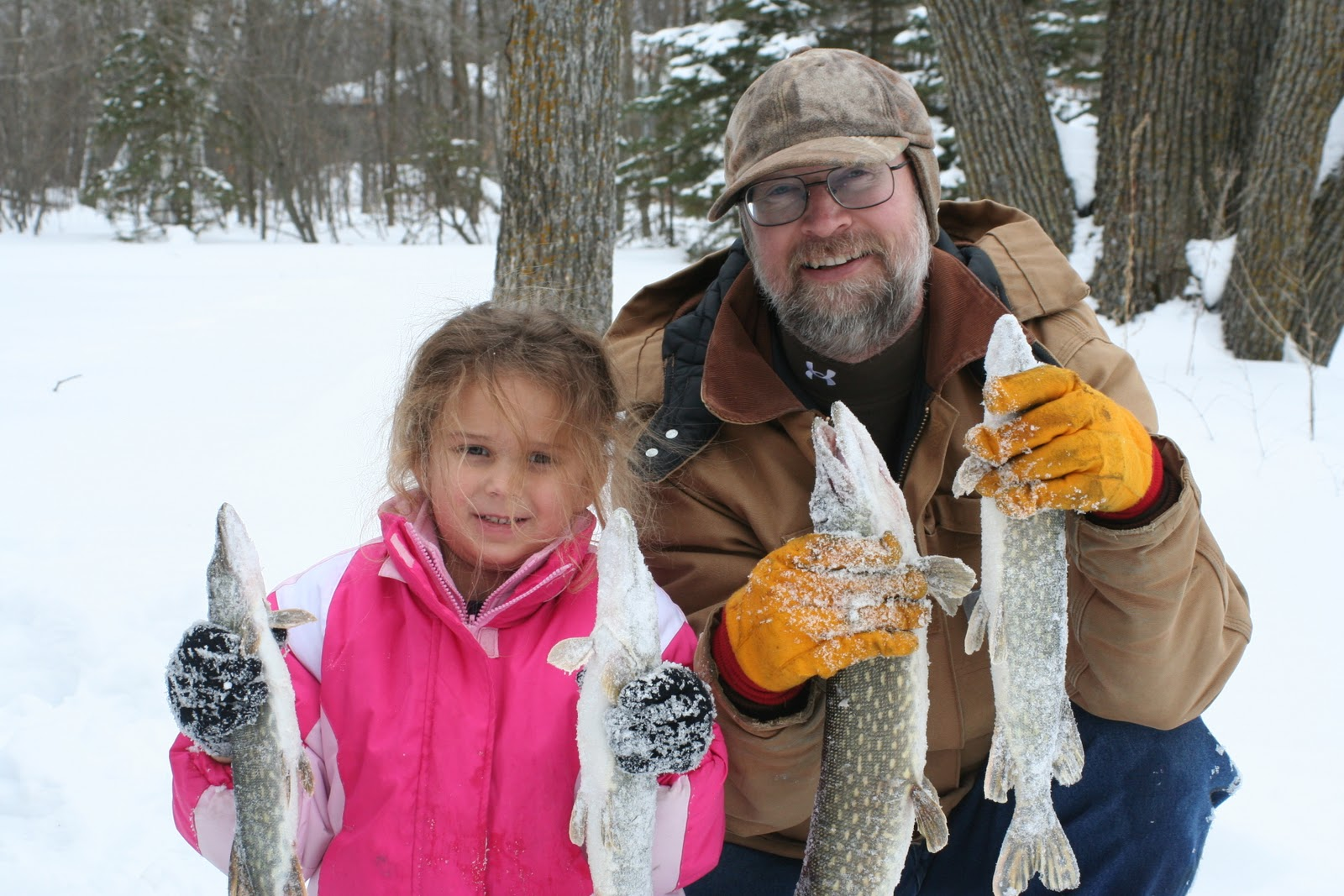 >Best fishing tackle for Ice Pike By Gary Fultz