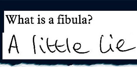 what is a fibula