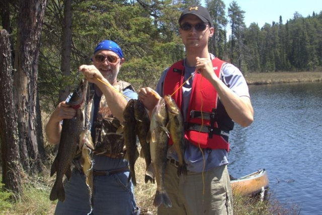 Garys Big Pike and Tim Delta Lake BWCA 2014 (800x534) (800x534)
