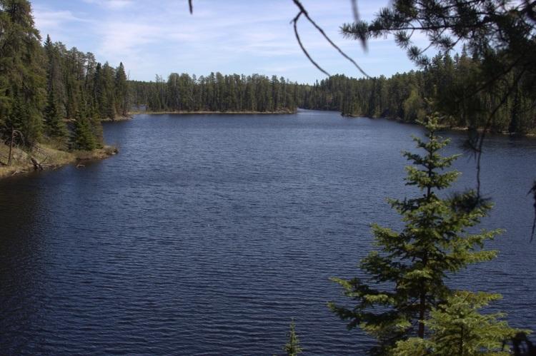 Slowfoot Lake BWCA 2014 email