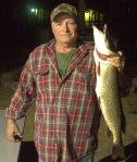Randys Pike at Fish camp