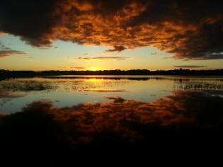 Sunset COFA Fish Camp