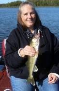 Barb Walleye