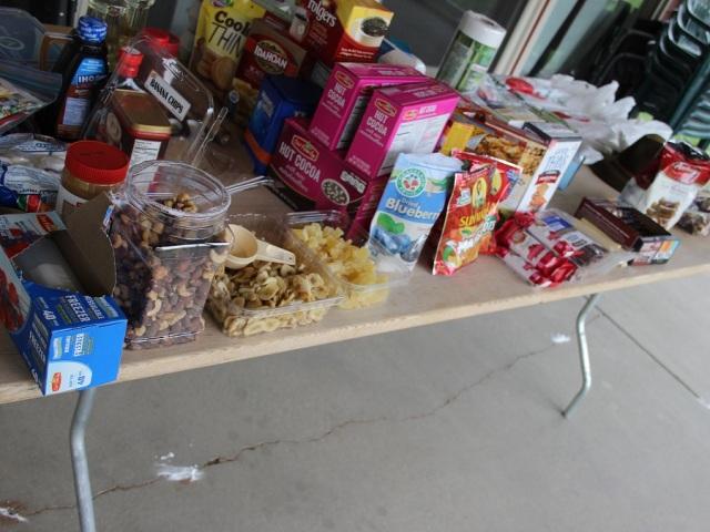 BWCA food line eml
