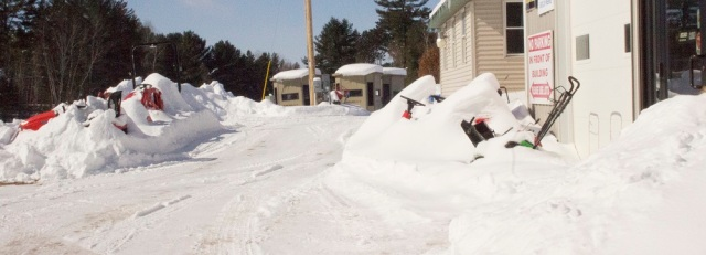 Snow Blower sales eml
