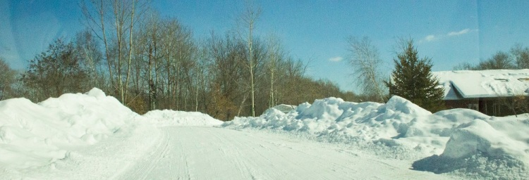 Snow Plowed Drive eml