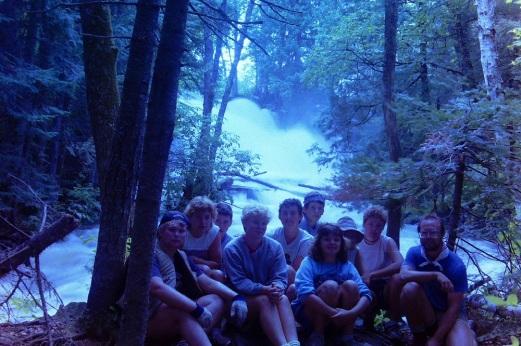 Waterfall group. eml